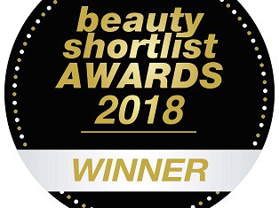 Beauty Shortlist Award Winner 2018